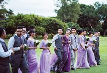Sandi Nindy Wedding by Kairos Works
