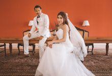 Putri & Bea Pre Wedding by Rumah Luwih Beach Resort