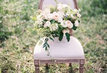 Garden Styled Shoot with Vintage Touch by Savour Productions