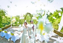 Beautiful in white by Maya Ubud Resort & Spa