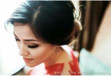 Makeup Engagement for Yolanda by Xinxin Make Up