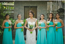 OUR BRIDES ShuTing by Ann Teoh Couture