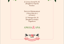 Angga & Ana Garden Wedding by Indah Baru