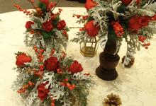 BAYER Corp Christmas Celebration by Catalina Flora