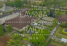 The Wedding of Raidy & Lavinia by Picomo
