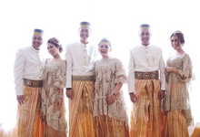 The Serene Baju Bodo by SVARNA by IKAT Indonesia Didiet Maulana