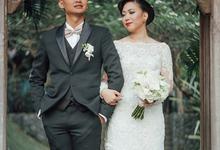 Holy matrimony of Chrisye Octavian by SVARNA by IKAT Indonesia Didiet Maulana