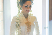 Wedding of Andien Aisyah by SVARNA by IKAT Indonesia Didiet Maulana