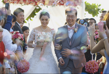 Bali Wedding Highlight - Steven and Stella by Picomo