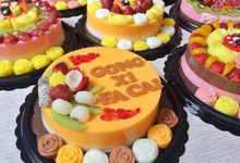 chinese new year 2016 by Poppins Desserts