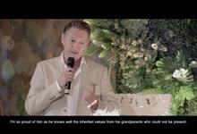 Aprilia & Matthieu Short Wedding Film by Kata Pictures