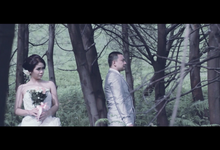 Karin & Azul Prewedding by Kata Pictures