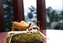 Garden Rustic for Ratu & Ian Lothringer by Catalina Flora