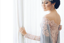 Cania Marsha Engagement by SVARNA by IKAT Indonesia Didiet Maulana