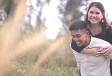Pre-Wedding Behind-the-Scenes for Danial & Valerie by Treehouse Weddings Singapore