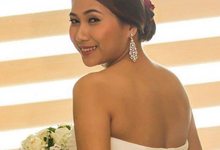 Karlo And Marjorie Wedding by Makeup by Marjorie