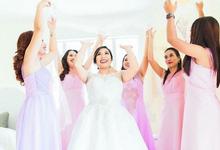 The Bride by MAISON Glademir Echavarre