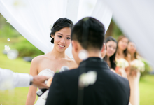 Beach Wedding by Wheres The Fish Productions