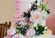 Wedding Cakes by Audrey's Pastry Boutique