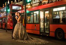 Richi & Amanda Pre-wedding by Jessica Tjiptoning