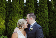 Jenna &  Scott by Brightly & Free