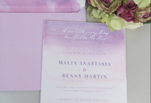 Malia & Benny by Athaya Gallery