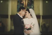 Yeshana & Made Wedding Ceremony by ATIPATTRA