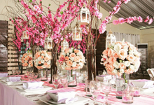 Our Table Setting by Hizon's Catering