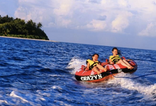 water sport activities by Plumeria Maldives