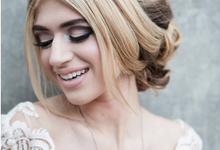 Professional hair and makeup by Face It Sugar