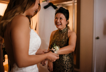 Wedding at Lewin Terrace by A. Floral Studio