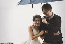 Ekuo & Livita by Jessica Tjiptoning