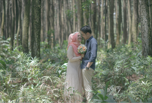 Tata & Iqbal Pre Wedding by AKSA Creative