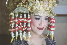 Nana Riena Kebaya Palembang by BOH!?