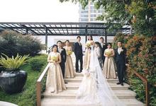 wedding of  Calvin and Marissa by Vivi Valencia
