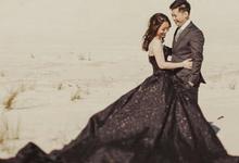 prewedding by Vivi Valencia