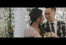 Cinematic Solemnization by Zake Productions