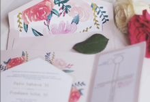 Putri & Dana Wedding by Tixxy Design