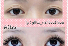 Eyelashes Extension by Brows To Toes