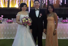Wedding Reception by MC Nirmala Trisna