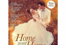 Featured in Bella Donna THE WEDDING by Catalina Flora