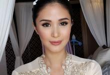 Heart Evangelista Balesin Wedding by Albert Kurniawan