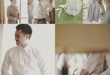 NABILA SYAKIEB & RESHWARA ARGYA RADINAL WEDDING by Philip Formalwear