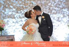 Wedding Sean & Florine by HandS Organizer