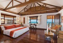 Accommodations by Club Paradise Palawan