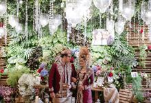 Contemporary Traditional Padang Wedding by Sheerss