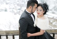 Septian & Ding Ding Prewedding Japan by eloise