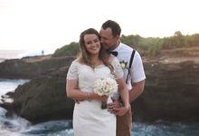 Wedding at Lembongan by H2O Videoworks