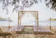 Multi-cultural resort wedding by Luxury Events Phuket