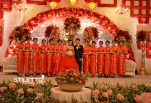 Wedding Rio & Stella 8-Mar-15 by STILETTO PAGAR AYU